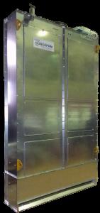 Система обеспылевания завальной ямы